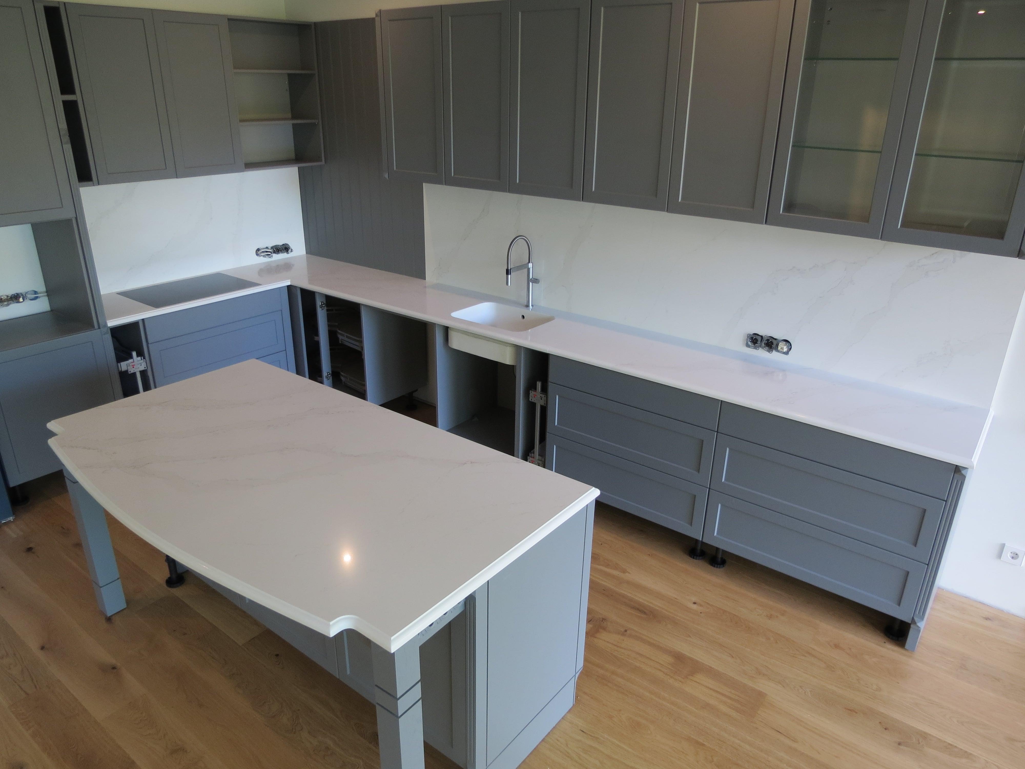 granīta virtuve