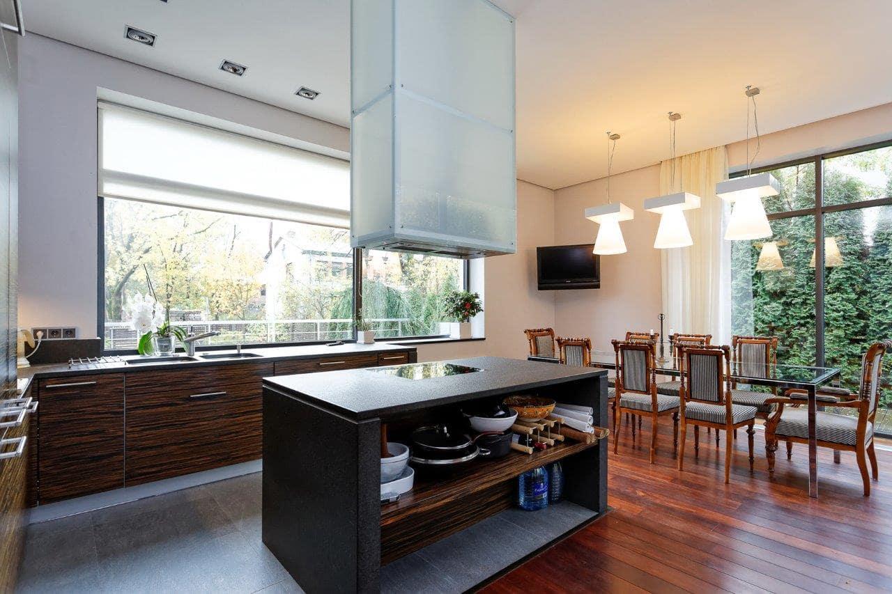 moderna virtuve